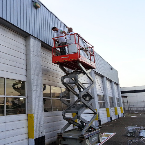 Coquitlam Commercial Painting